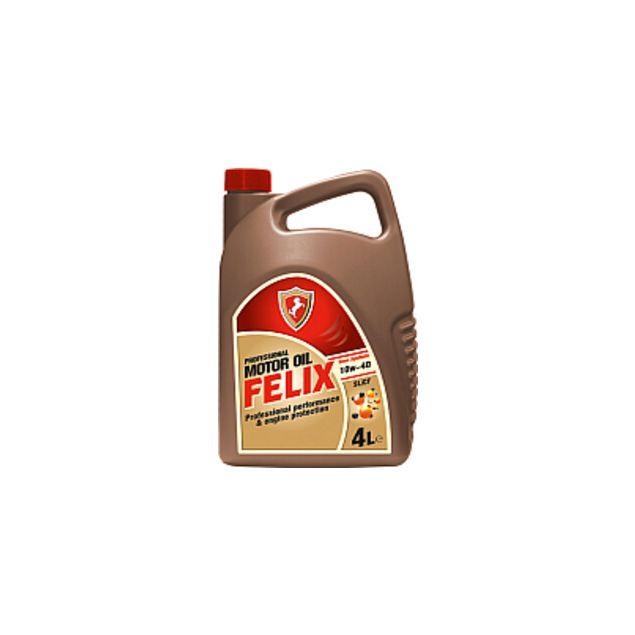 Масло моторное Felix SL/CF SAE 10W-40 4л - 1