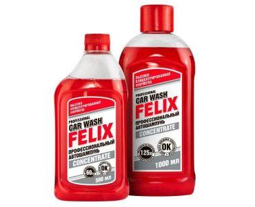 Автокосметика для кузова - Автошампунь Felix 1л -