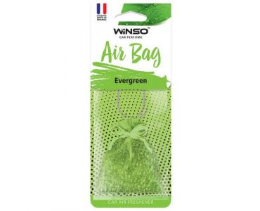 - Ароматизатор WINSO AIR BAG Evergreen -
