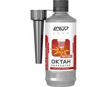- Октан присадка в бензин (на 40-60 л) с насадкой LAVR 310мл -