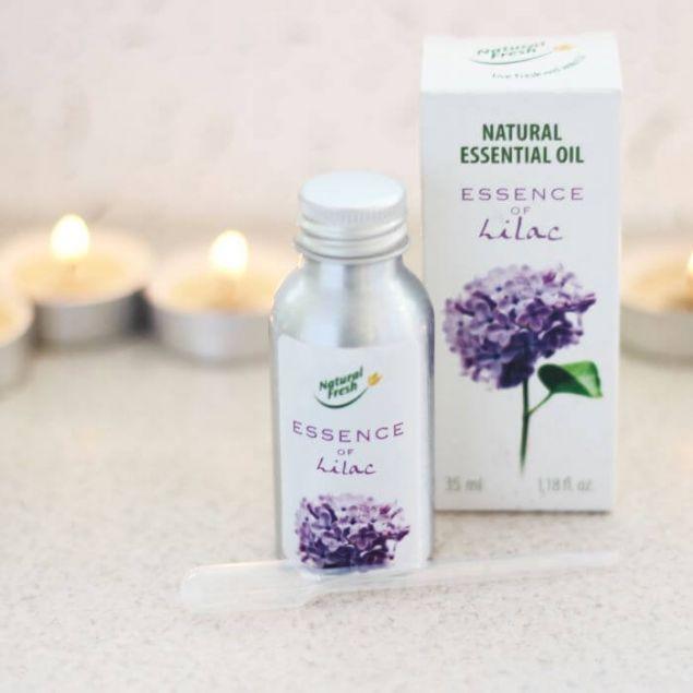Эфирное масло Elix ESSENCE Natural Essential Oil Lilac - 1
