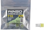 LED лампа Winso T10 12V COB-02 W2.1x9.5d 127120 - 1