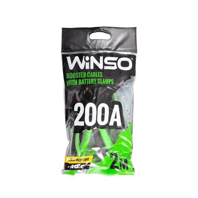 Провода прикуриватели WINSO 200 А 2м 138200 - 1
