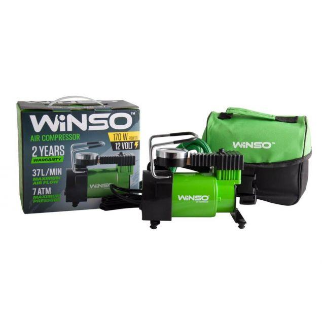 Автокомпрессор Winso 122000 170Вт - 1