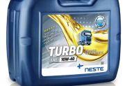 Масло моторное Neste Turbo LXE 10W40 17кг - 1