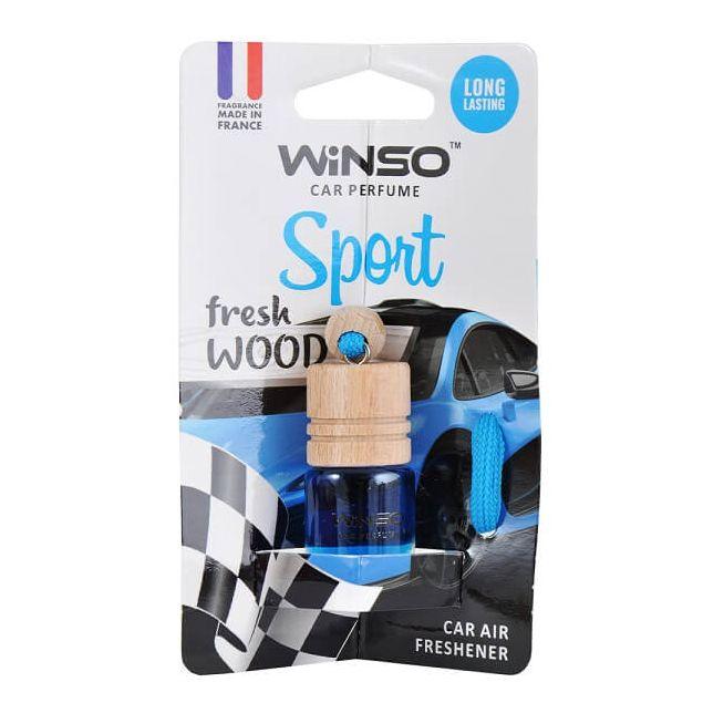 Ароматизатор Winso Fresh WOOD Sport, - 1