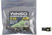 LED лампа Winso T10 12V SMD5630 W2.1x9.5d 127330 - 1