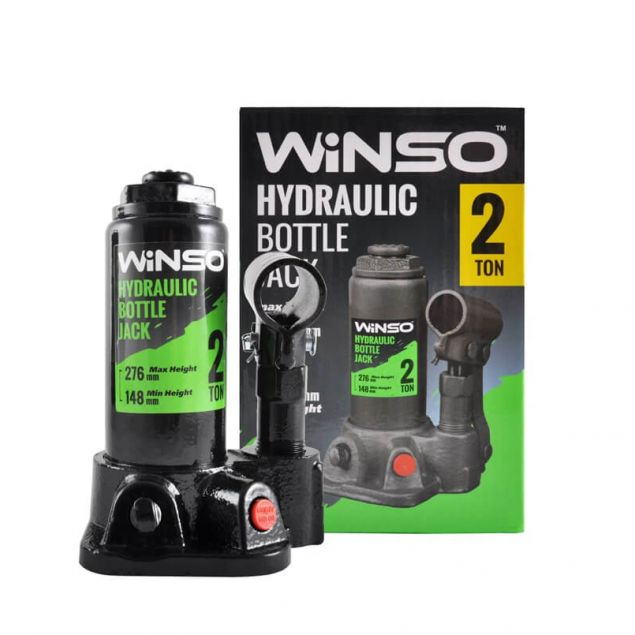 Домкрат бутылочный WINSO 172000 2т 148-276мм - 1