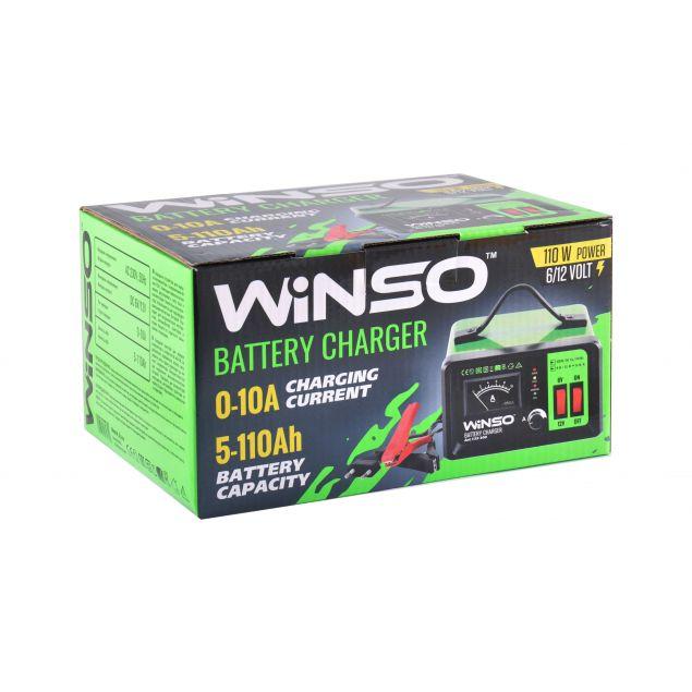 Зарядное устройство для АКБ WINSO 139300 - 5
