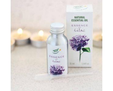 Ароматерапия в Днепре - Эфирное масло Elix ESSENCE Natural Essential Oil Lilac