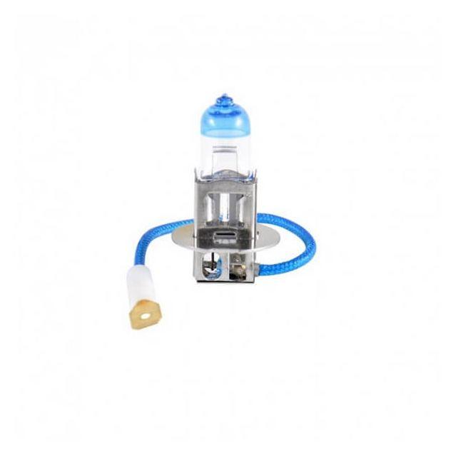 Галогенная лампа Winso HYPER +60% H3 12V 55W PK22s 3400 K (712320) - 1