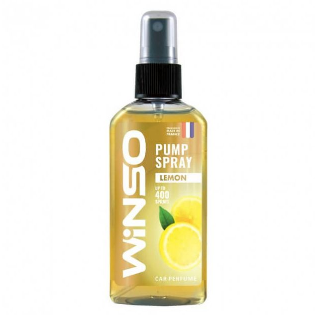 Ароматизатор WINSO Pump Lemon 531340 - 1
