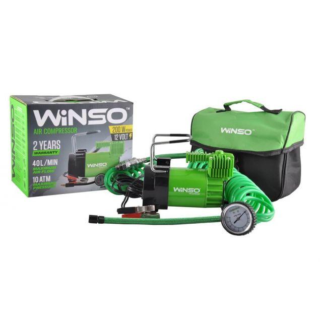 Автокомпрессор Winso 126000 200Вт - 1