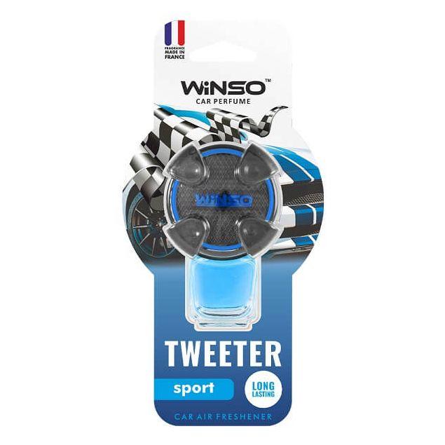 Ароматизатоор WINSO Tweeter Sport - 1