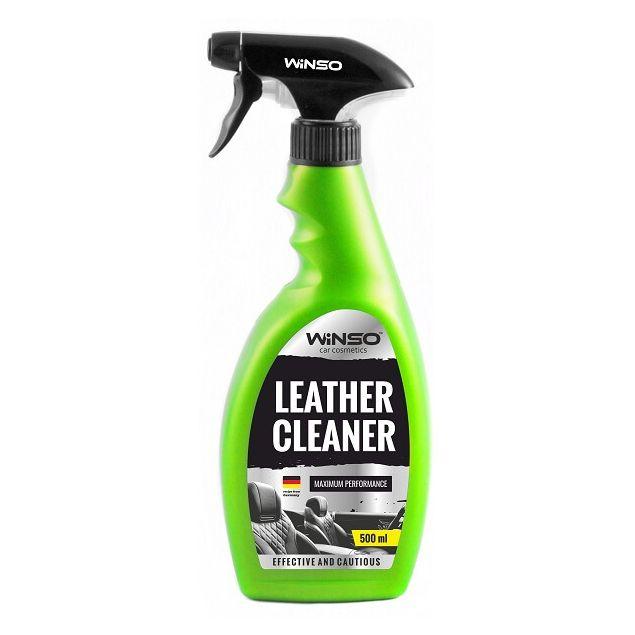 Очиститель кожи WINSO Leather Cleaner 500 мл 810580 - 1