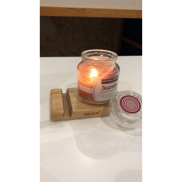 Свеча ароматизированная Elix SCENTED CANDLE DESERETTA - 3