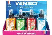 Ароматизатор WINSO Pump Spray MIX №1 - 1
