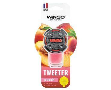 Ароматизатор в машину - Ароматизатор WINSO Tweeter Peach 533190