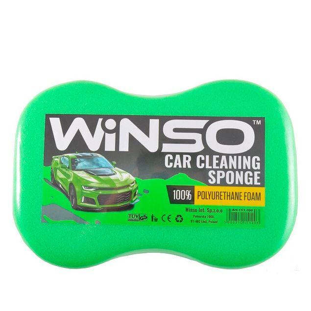 Губка для мытья машины Winso 240x160x70мм 151200 - 1
