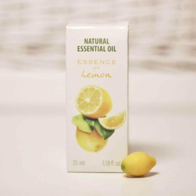Эфирное масло ESSENCE Natural Essential Oil Lemon - 3