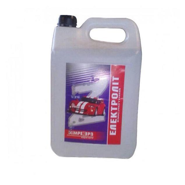 Электролит кислотный ХИМРЕЗЕРВ 5л - 1