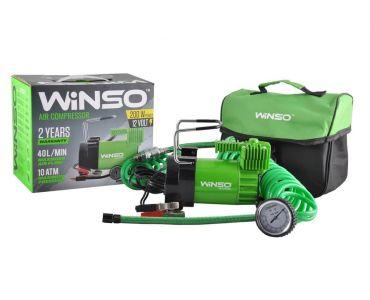 Автокомпрессоры - Автокомпрессор Winso 126000 200Вт