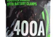 Провода прикуриватели WINSO 400А 3м 138420 - 1